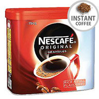 Nescafe Original Instant Coffee Granules Tin 750g Pack of 1 12283921