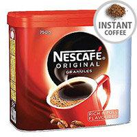 Nescafe Original Instant Coffee Granules Tin 750g Pack of 1 12283921