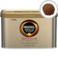 Nescafe Gold Blend Instant Coffee 500g Pack of 1 12284101