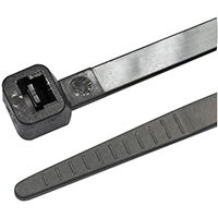Avery Cable Ties 140 x 3.6mm Black Pack of 100 GT140ICBLACK