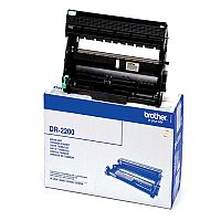 Brother DR-2200 Black Laser Drum Unit DR2200 - Approx. 12,000 pages - Premium Quality Brother Drum For HL-2240/D/2250DN/2270DW