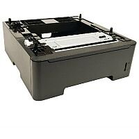 Brother Black Optional Lower Printer Tray 500 Sheet Capacity LT5400