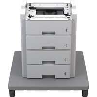 Brother Optional Grey 4 x 520 Sheet Paper Tray Unit With Stabiliser base TT4000