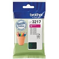 Brother Magenta Standard Yield Inkjet Cartridge LC3217M