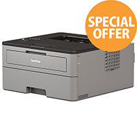 Brother HL-L2350DW Mono Laser Printer HLL2350DWZU1