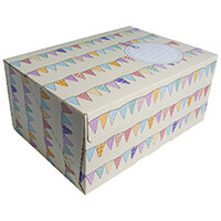 Bunting Mailing Box 35X25X16Cm Pack of 20 BB1073
