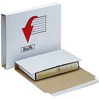 Missive Mailing Wraps 165x248x70mm Pack of 10