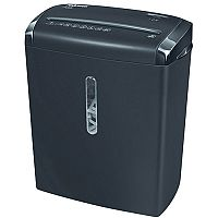 Fellowes Powershred P-28s Strip Cut Shredder Black