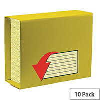 Missive Heavy Duty Packing Cardboard Mailing Box W330xD370xH152mm Pack of 10 (3 For The Price Of 2) BB810489