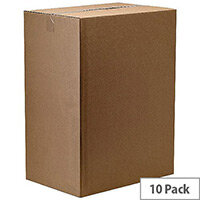Fellowes Automatic Assembly Double Wall Box W333 x D496 x H665mm Pack of 10 3 For 2 BB810523