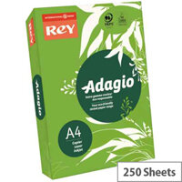 Adagio Card A4 160gsm Deep Green (Pack of 250)
