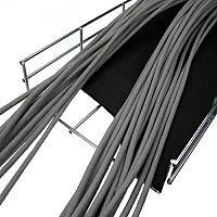 Algar Class O Basket Matting 550mm Widex6mm Deep