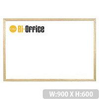Bi-Office Memo Board Write On Wipe Off 900x600mm MP07001010