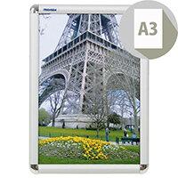 Franken A3 Aluminium Snap Frame 25mm BS0702