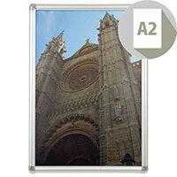 Franken A2 Aluminium Snap Frame 25mm BS0703