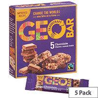 Geo Bar Chocolate Cereal Bar 35g 29290