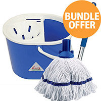 Blue Cleaning Bundle