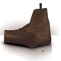 Mighty Bean Bag Chair Brown