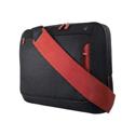 """Belkin 15.6"""" Shoulder Carrying Strap Laptop Bag Black and Red"""