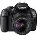 CANON EOS 1100D Digital SLR Camera with 18-55MM Lens Kit Ref:5161B023AA