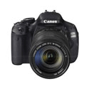 Canon EOS 600D Digital SLR Camera with 18-135mm Lens Kit
