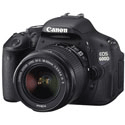 Canon EOS 600D Digital SLR Camera with 18-55mm Lens Kit