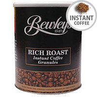 Bewley's Rich Roast Instant Coffee Granules 750g Tin Pack of 1 CCI0011