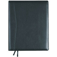 Collins Elite Executive 2021 Diary Week to View Black 1130V
