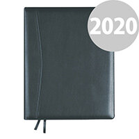 Collins Elite Manager Week to View 2020 Diary Black 1190V