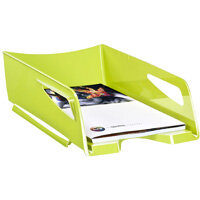 CEP Maxi Gloss Letter Tray Green 1002200301