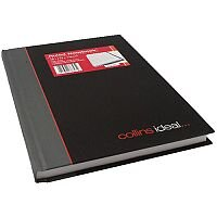 Collins A5 Ideal Book Feint 192pp 468R
