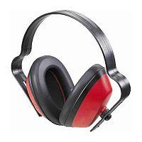 Adjustable Ear Defenders Red