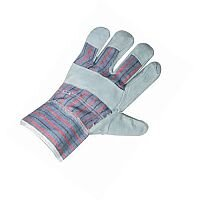 Canadian Style Rigger Leather Gloves
