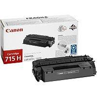 Canon 715H Black High Yield Toner Cartridge 1976B002