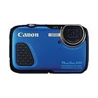 Canon Powershot D30 Camera 9337B012