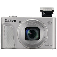Canon PowerShot SX730 HS Digitial Camera Silver 1792C011AA