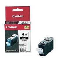 Canon BCI-3E BK ( 4479A002 ) Black Ink Cartridge Original - for i450; MultiPASS C755; PIXMA IP3000, IP4000, iP5000, MP750, MP760, MP780; S400, 450, 530