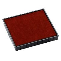 Colop Replacement Ink Pad E/54 to suit Colop Printer P54, Printer 54 Dater Rubber Stamps Red