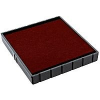 Colop Replacement Ink Pad E/Q43 to suit Colop Q 43 Series Rubber Stamps Red