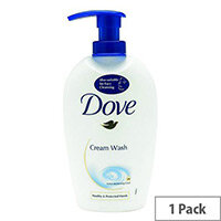 Dove Hand Wash Liquid Soap 250ml N02271