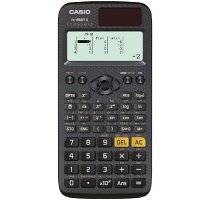 Casio FX-85GTX Scientific Calculator - Schools & Exams Approved - 276 Advanced Functions, Solar and Battery Powered, Protective Slide-on, Large Textbook Display Ref FX-85GTX