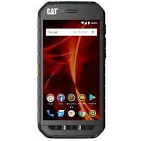 "CAT Smartphone S41 - Display 5"" 1920x1080 - 3GB RAM, 32 GB Dual, SIM,  MicroSD,  Battery 5000mAh - Dust Resistant, Waterproof - Black"
