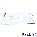 protective envelopes pack 25