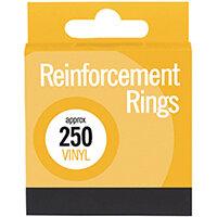 Vinyl Reinforcements Pack of 3000 C336