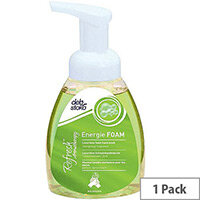 Deb Energie Pump Foam Soap Bottle 250ml