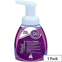 Deb Relax Pump Foam Hand Soap Bottle 250ml