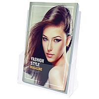 A4 Literature & Brochure Holder 230x85x248mm DF10090