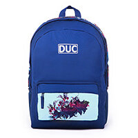 DUC BB Neon Nights Large School Bag Navy 32L