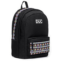 DUC BB Tribal Large School Bag Black 32L
