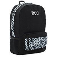 DUC Backpack Tribal Fusion Medium School Bag Black 20L